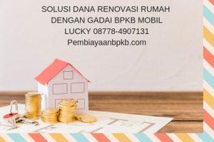 dana renovasi rumah